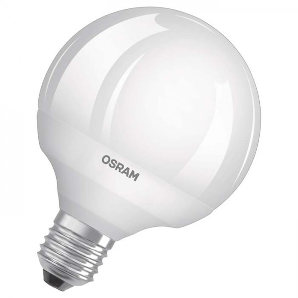 RENDL lightsource OSRAM Globe 95 matt 230V E27 LED EQ60 2700K G11853 1