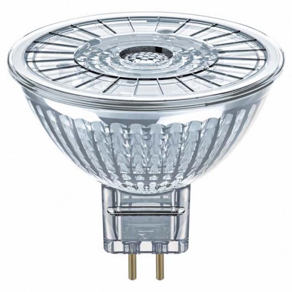 RENDL LED bulb OSRAM PRO MR16 DIMM 12V GU5,3 LED EQ20 36° 3000K G12234 1