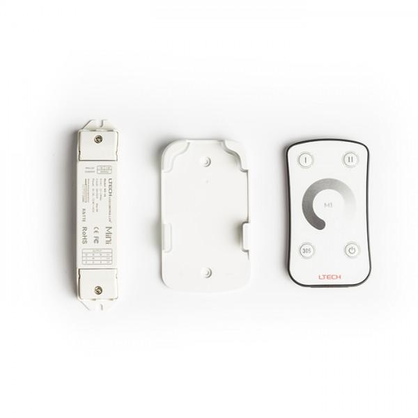 RENDL LED goulotte et systèmes LED STRIP Gradateur avec télécommande blanc 12= max. 108W G12378 1