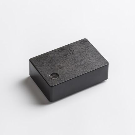 RENDL schakelaars en toebehoren DARK SENSOR 2-100 Lux opbouw zwart 230V IP44 G12759 1