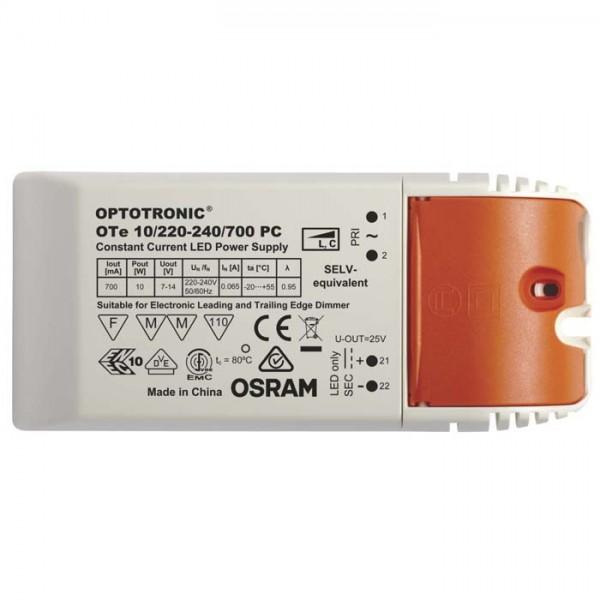 RENDL prekidač i dodaci DRIVER LED 3x3W DIMM 700mA 10W G13009 1