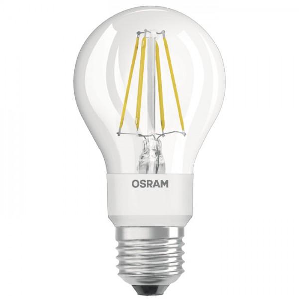 RENDL lightsource OSRAM Classic A GLOWdim clear 230V E27 LED EQ60 2700K G13101 1