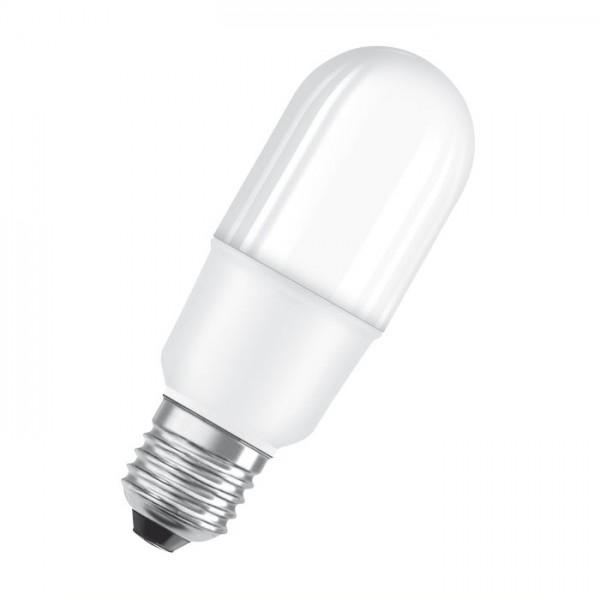RENDL žárovka OSRAM TUBE matná 230V E27 LED EQ75 2700K G13155 1