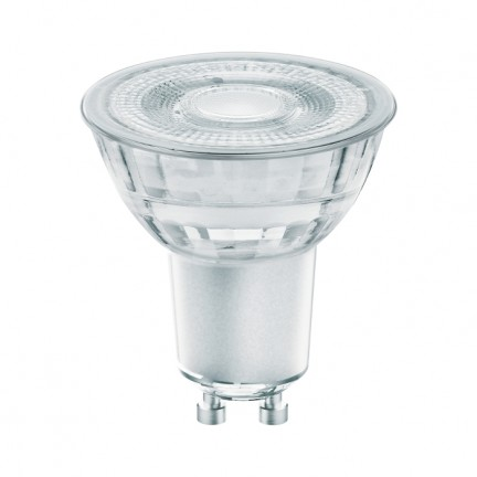 RENDL fuentes de luz LED OSRAM PAR16 GLOWdim 230 GU10 LED EQ50 36° 2700K G13185 1
