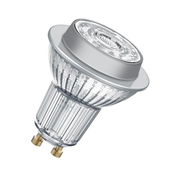 RENDL LED bol OSRAM PAR16 DIMM 230V GU10 LED EQ100 36° 3000K G13305 1