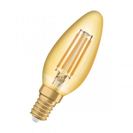 RENDL žárovka OSRAM Vintage svíčková 230V E14 LED EQ36 2500K G13308 1