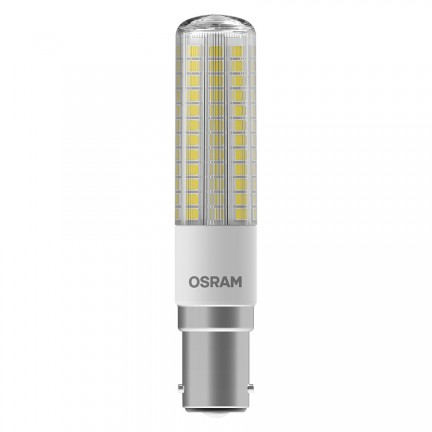 RENDL LED bol OSRAM Special slim Klaar 230V B15d LED EQ60 320° 2700K G13456 1