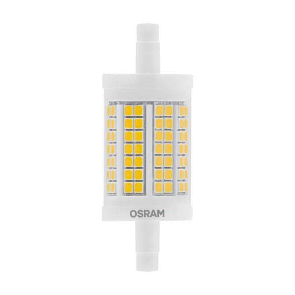 OSRAM LINE 78mm DIMM  číra 230V R7s LED EQ100  2700K