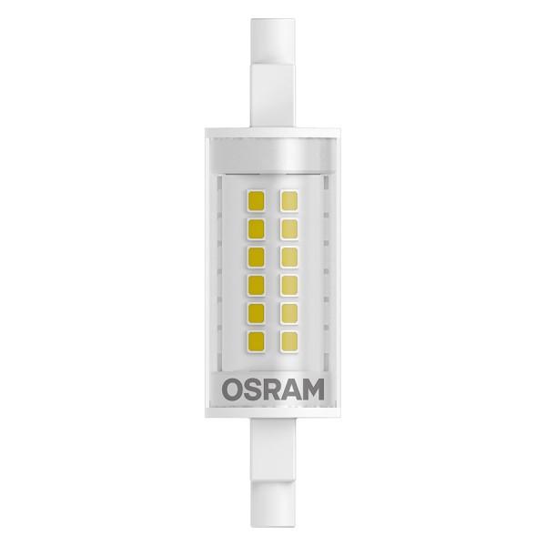 OSRAM SLIM LINE 78mm   číra 230V R7S LED EQ60 300°  2700K