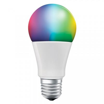 RENDL polttimo OSRAM SMART+ RGBW Classic A matta 230V E27 LED EQ60 2700K-6500K G13728 1