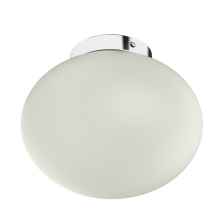 RENDL surface mounted lamp BULLY ceiling chrome 230V E27 28W IP44 R10099 1
