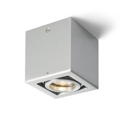 RENDL lámpara de techo BERIT I alumimio 230V GU10 50W R10119 1