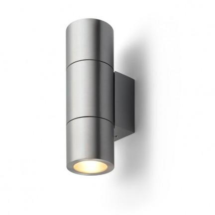 RENDL wandlamp MICO II wandlamp Aluminium 230V G9 2x25W R10129 1
