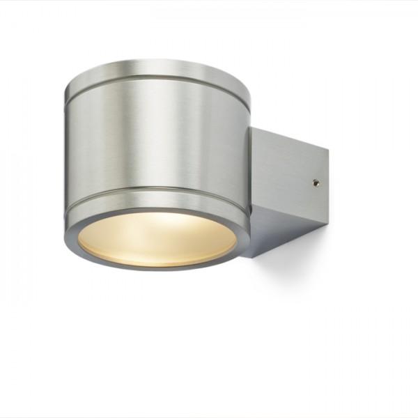 RENDL venkovní světlo MOIRE II hliník 230V G9 25W IP54 R10132 1