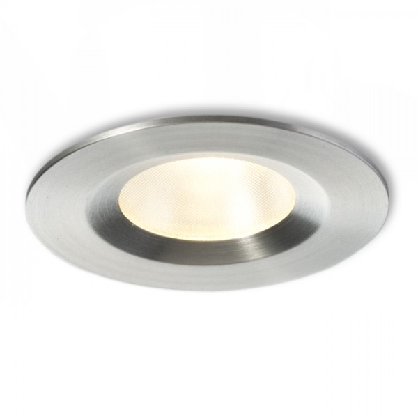 RENDL recessed light QUICK 26 fixed aluminum 230V/720mA LED 26W 3000K R10161 1