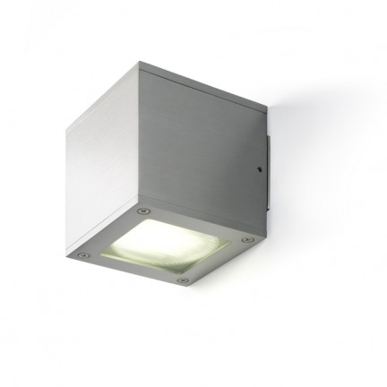 RENDL wall lamp DIBI DUO wall aluminum 230V GX53 2x7W R10174 1