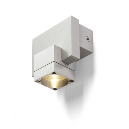 RENDL wall lamp CASSO UP wall aluminium 230V/350mA LED 1W 3000K R10179 1