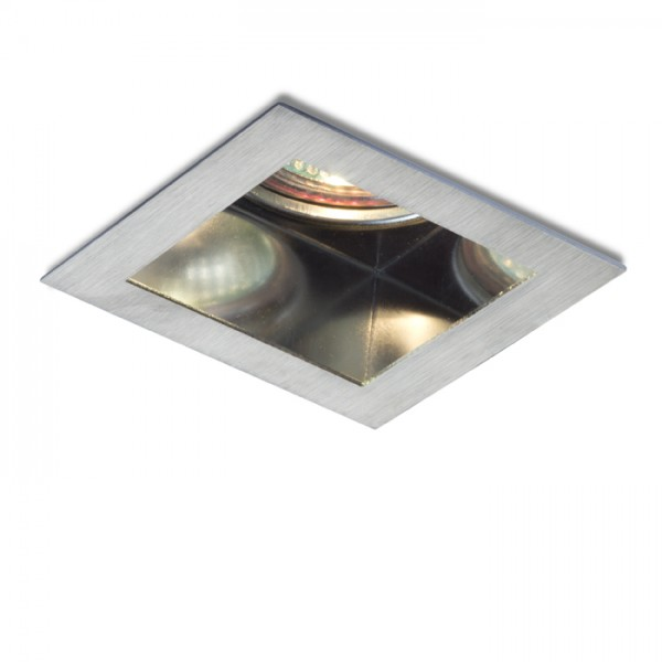 RENDL recessed light MERIKO GU5,3 fixed stainless steel 12V GU5,3 50W R10192 1