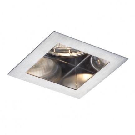 RENDL ugradno svjetlo MERIKO GU10 čvrsta nehrđajući čelik 230V GU10 50W R10219 1