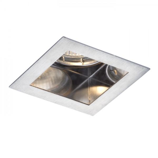 RENDL vestavné světlo MERIKO GU10 pevná nerezová ocel 230V GU10 50W R10219 1