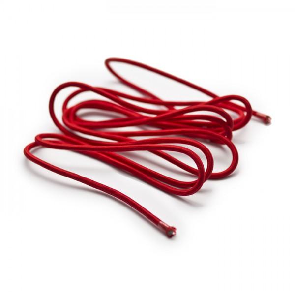FIT 3x0,75 4m textilný kábel červená  230V