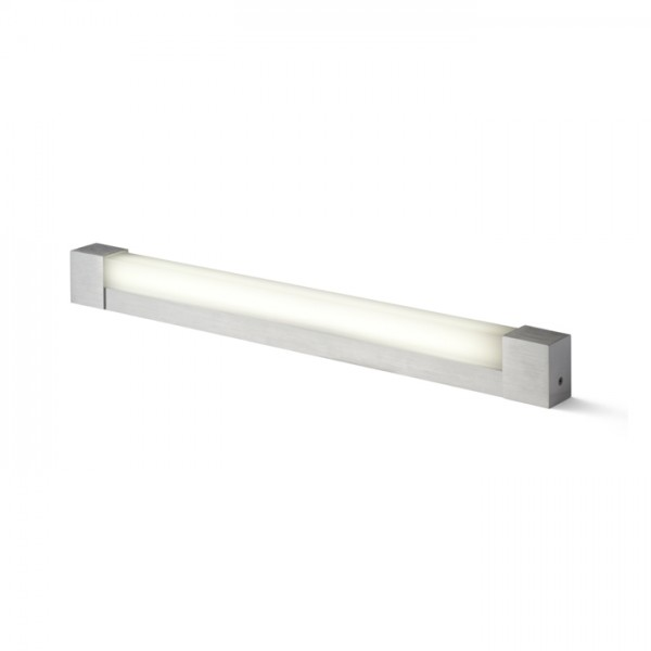 RENDL wall lamp PERISA 60 wall brushed aluminium 230V G5 14W IP44 R10264 1