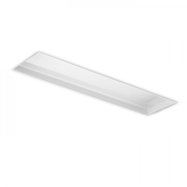 RENDL recessed light TRAFFIC FRAMELESS oblong plaster 230V G5 2x14W R10268 1