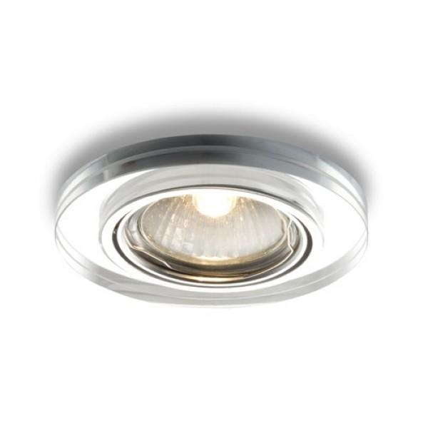 RENDL verzonken lamp MIRROLA R verstelbare inbouwplafondlamp Spiegel/Helder glas 230V GU10 50W R10279 1