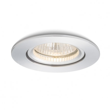 RENDL indbygget lampe ESPRESSO indbygget retningsindstillelig aluminium 230V GU10 50W R10285 1