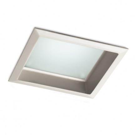 RENDL luz empotrada VIC 12 empotrada blanco 230V LED 10W 3000K R10296 1