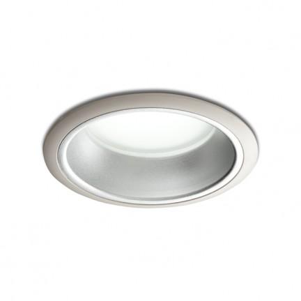 RENDL verzonken lamp MORO inbouwlamp wit 230V/350mA LED 9W 3000K R10298 1