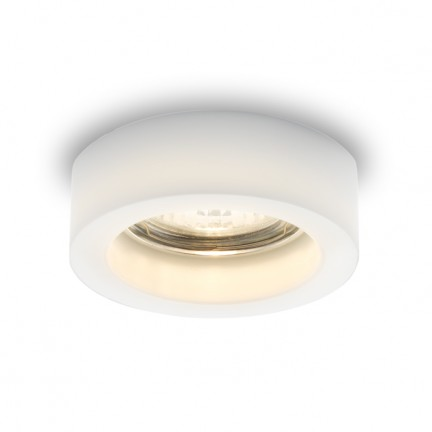 RENDL recessed light BIANCA R recessed opal-colored glass 230V GU10 50W R10303 1