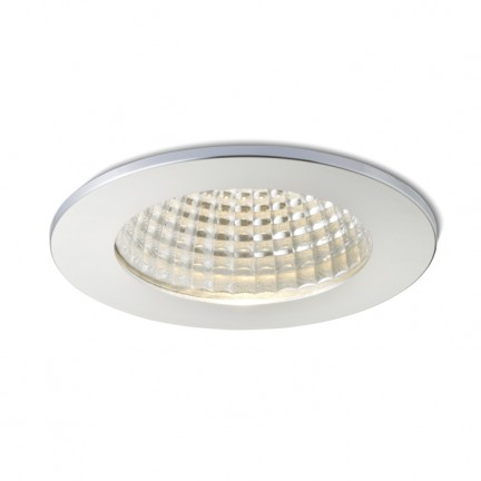 RENDL recessed light MAYDAY B 11 recessed polished aluminum 230V/500mA LED 9W 2700K R10322 1