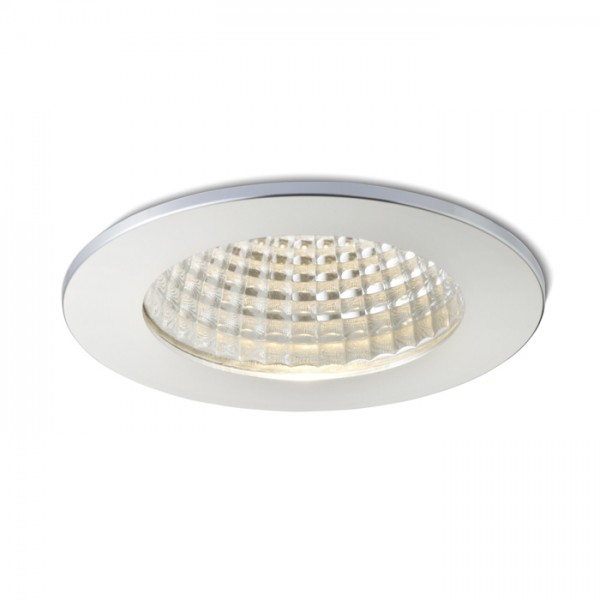 RENDL recessed light MAYDAY B 11 recessed polished aluminium 230V/500mA LED 9W 2700K R10322 1