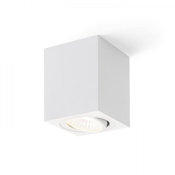 MAYO SQ stropná výklopná biela  230V/700mA LED 9W 36°  2700K