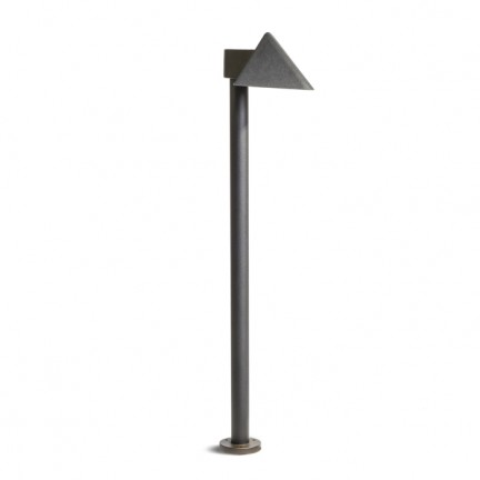 RENDL outdoor lamp AERIE 100 bollard black 230V/700mA LED 5x3W 32° IP54 3000K R10349 1