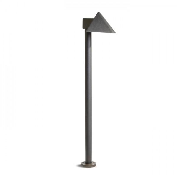 RENDL buiten lamp AERIE 100 staande lamp gitzwart 230V/700mA LED 5x3W 32° IP54 3000K R10349 1