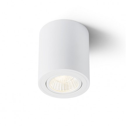 RENDL luminaire encastrable MAYO R directionnel plafond blanc 230V LED 9W 36° 2700K R10375 1