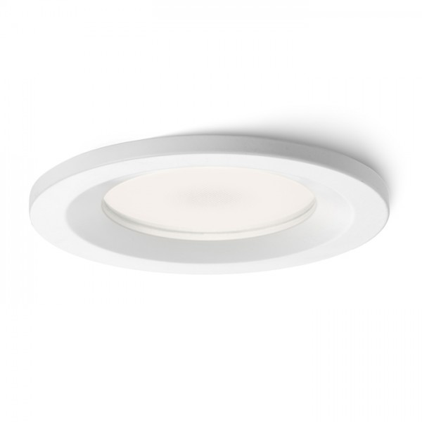 RENDL recessed light VERO recessed white 230V GU10 50W IP44 R10394 1