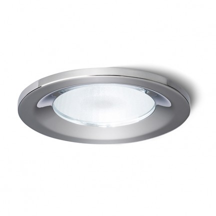 RENDL recessed light VERO recessed chrome 12V GU5,3 50W IP44 R10395/12 1