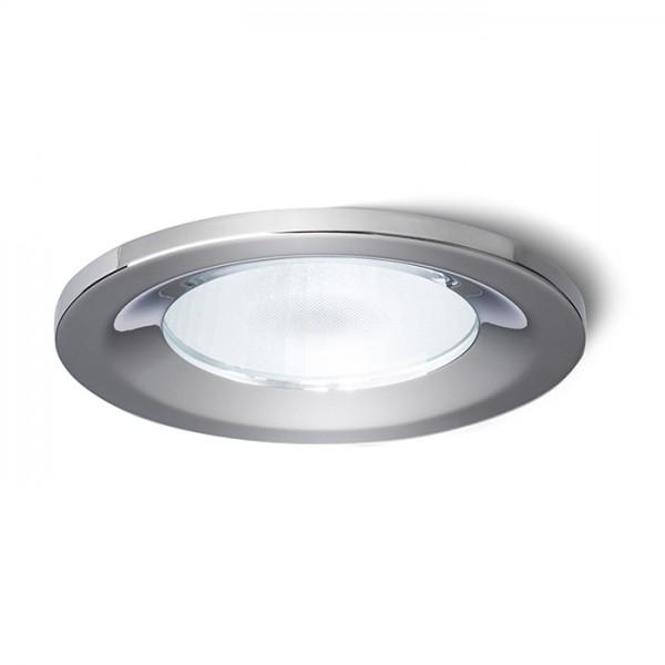RENDL luz empotrada VERO empotrada cromo 12V GU5,3 50W IP44 R10395/12 1