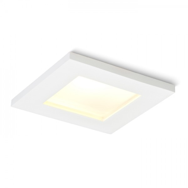 RENDL spotlight PLATEIA recessed white 230V/350mA LED 6W 3000K R10396 1