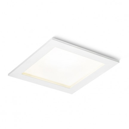 RENDL recessed light PLATEIA recessed white 230V/700mA LED 20W 3000K R10397 1