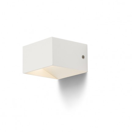 RENDL wall lamp DIDO wall white 230V/500mA LED 4.5W 3000K R10400 1