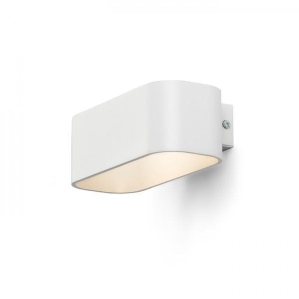 RENDL væglampe REEM væg hvid 230V LED 4.5W 3000K R10401 1