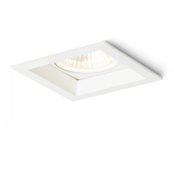RENDL recessed light TECH I fixed white 230V LED 5.4W 40° 3000K R10404 1