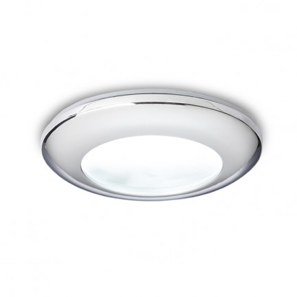RENDL recessed light ACUA recessed chrome 12V GU5,3 50W IP44 R10406/12 1