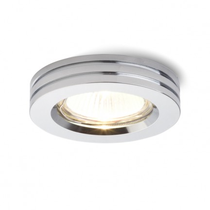 RENDL recessed light REWA fixed chrome 230V GU10 50W R10421 1