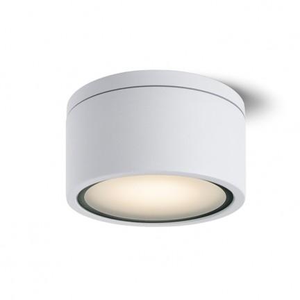 RENDL vanjsko svjetlo MERIDO stropna bijela 230V GX53 11W IP54 R10428 1