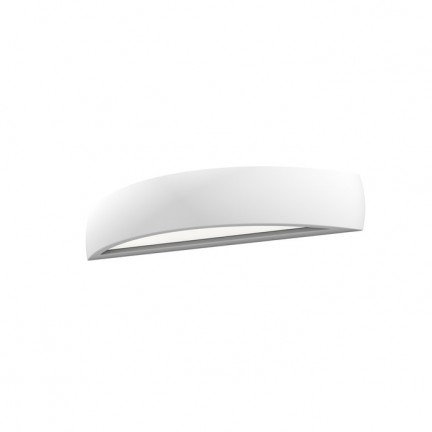 RENDL wall lamp CRESCENT L wall plaster 230V E14 2x28W R10451 1
